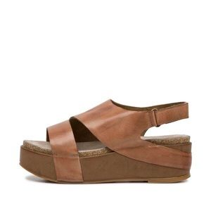 Antelope 621 Slingback Sandals Taupe